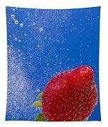 Strawberry Soda Dunk 4 Tapestry