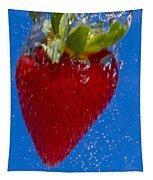 Strawberry Soda Dunk 7 Tapestry