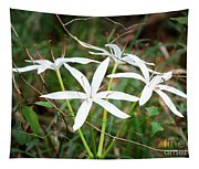 String Lily Tapestry