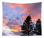 Stunning Spring Sky Tapestry