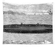 Submarine, 1852 Tapestry