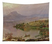 Sugarloaf From Wickham Lake Tapestry