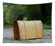 Suitcase Tapestry
