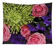 Summer Bouquet Tapestry