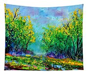 Summer In The Wood 452160 Tapestry