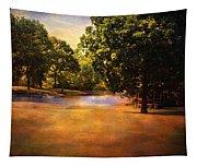 Summer Pond Tapestry