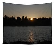 Summer Sunset Tapestry