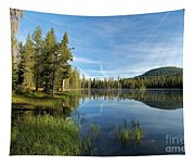 Summit Lake Shores Tapestry