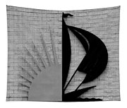 Sun And Sail Tapestry