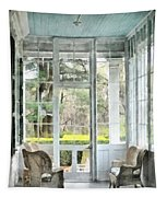 Sun Porch Tapestry