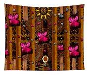Sun Rose Garden Tapestry