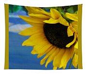Sunflower One Tapestry