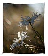Sunlit Daisies Tapestry