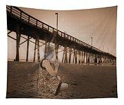 Sunrise Meditation Tapestry