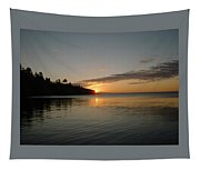Sunrise On Superior Tapestry