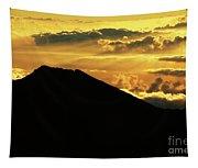 Sunrise Over Maui Tapestry