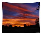 Sunset 2   09 22 12 Tapestry