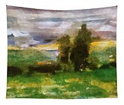 Sunset On The Road - The Highway Series Tapestry
