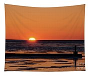 Sunset Park Petoskey Mi Tapestry