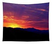 Sunshine Mountain Range Tapestry