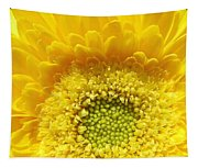 Sunshine Yellow Tapestry
