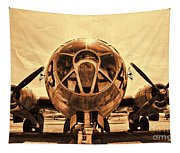 Superfortress Tapestry