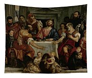 Supper At Emmaus Tapestry