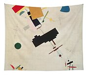 Suprematist Composition No 56 Tapestry
