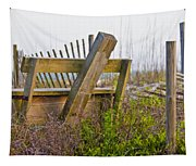 Surf City Chair Tapestry