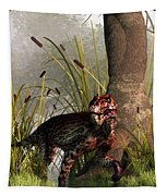 Swamp Lycaenops Tapestry