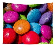 Sweet Abstract 3d Tapestry