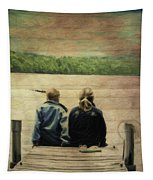 Sweethearts Tapestry