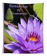 Sweetness Of Summer Tapestry