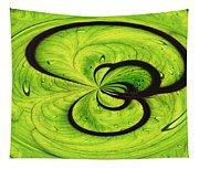 Elephant Ear Leaf Tapestry