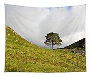 Sycamore Gap II Tapestry
