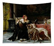 Sympathetic Friends Tapestry