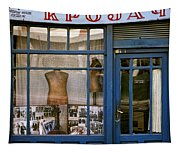 Tailor For Both Sexes. Belgrade. Serbia Tapestry