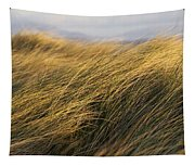 Tall Grass Blowing In The Wind Tapestry