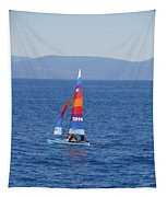 Tall Sail Tapestry
