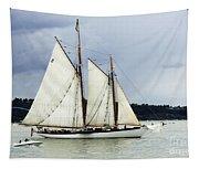 Tall Ship Tacoma Tapestry