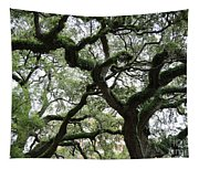 Tampa Trees Tapestry