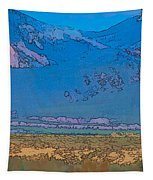 Taos Abstract Tapestry