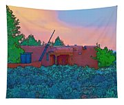 Taos Casita II Tapestry