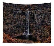 Taughannok Falls II - Hdr Tapestry