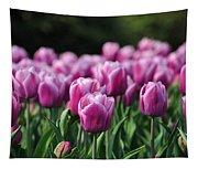 Taylor's Tulips Tapestry