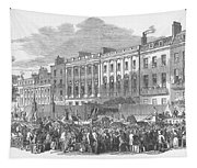 Temperance Rally, 1853 Tapestry