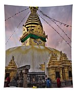 Temple Tapestry