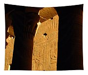Temple Of Philea Egypt Tapestry