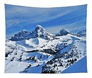 Teton Winter Tapestry