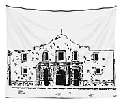 Texas: The Alamo Tapestry